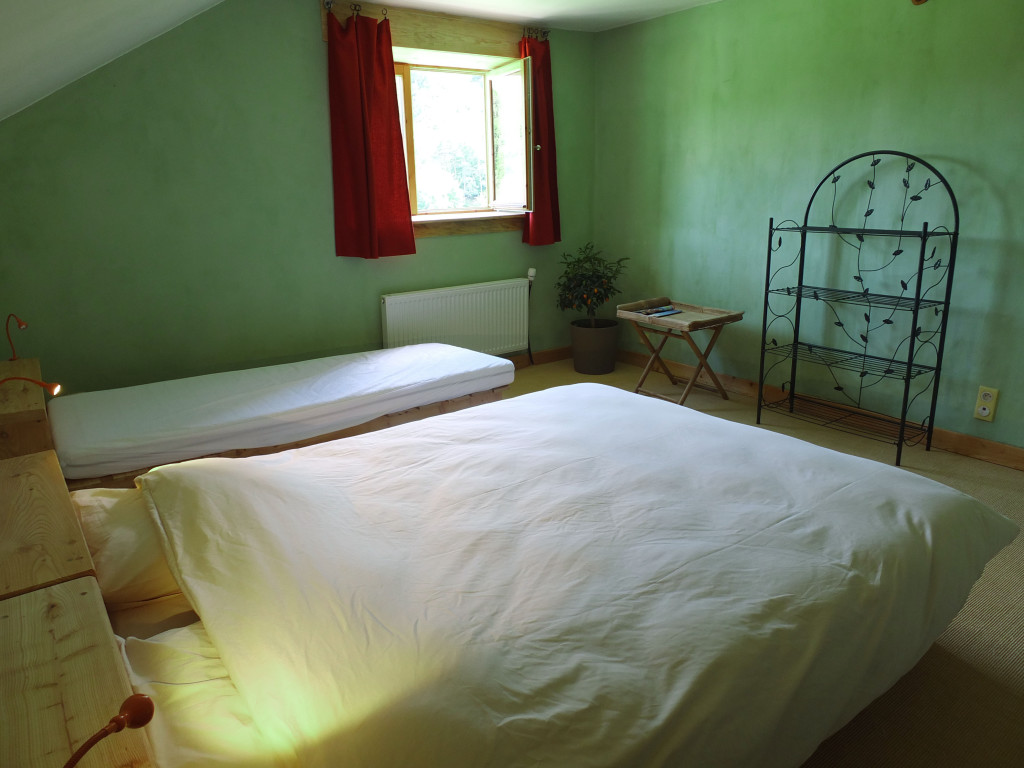 hebergement boulc dormir lit manger gite pré martal ferme auberge dormir hotel chambre salamandre tune de l'ours